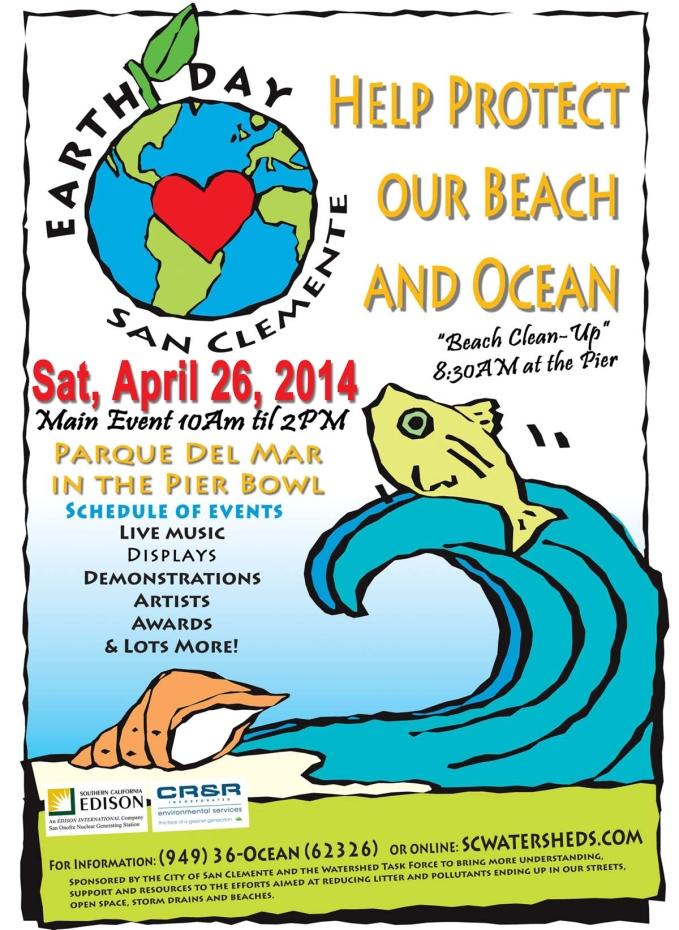 Earth Day 2014 Poster